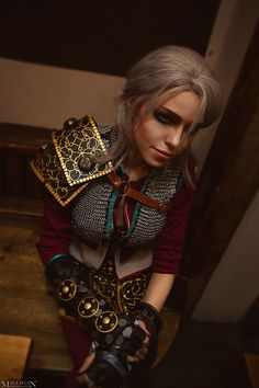 This 'Witcher 3' Cosplay Is Too Good For Any Of Us