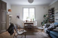 Soft tones in a Gothenburg apartment via Bjurfors  gravityhomeblog.com - instagram - pinterest - bloglovin