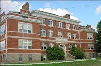 This is where my grandparents went to school. West Broad St. School, Pawcatuck, CT