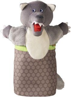 HABA Wolf Glove Puppet | HABA USA