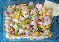 Check out this amazing Spicy Shrimp Mango Ceviche Recipe @elyucatecosauces #Ad #KingOfFlavor #FieldToBottle :http://mydaydreamingworld.com/spicy-shrimp-mango-ceviche/