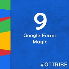 Google Forms is not just for surveys. Learn about the magic of this powerful Google Tool!
