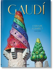 Gaudi - L'oeuvre complet Architecture Mapping, School Architecture, Modern Architecture, Architectural Styles, Architectural Digest, Empire State Building, Urban Living, Art Nouveau, Antonio Gaudi