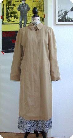 1e2e090aa4fc3e Original Burberry Trenchcoat Mantel Damen Jacke Jacket Trench Coat Beige Gr.  38 in Kleidung &