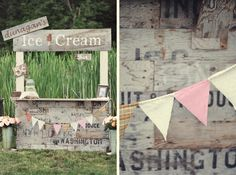 DIY Ice Cream Stand!