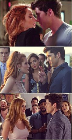 Paige and Rainer | Famous in Love | Raige