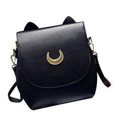 Cheap women handbags, Buy Quality leather womens handbag directly from  China shoulder bags Suppliers  Handbags Sailor Tsukino Usagi Leather Women  Handbag ... f0efacb736