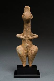 Amiash Idol, Ancient Near East. Amlash refers to sites in the province of Gilan, Iran, along the Caspian Sea. Ancient Aliens, Ancient History, Ancient Goddesses, Art Ancien, Ancient Near East, Art Premier, Early Middle Ages, Art Sculpture, Mother Goddess
