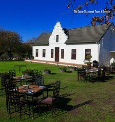 Hazendal wine estate, Stellenbosch wine route