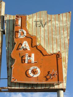 Idaho Motel - love this pic! I wanna get it in black and white and frame it for my future casa.