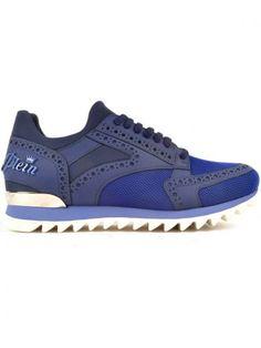 """PHILIPP PLEIN Philipp Plein Runner """"Hainan"""". #philippplein #shoes #https:"""