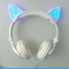 #Auriculares #Gato🐱🐈