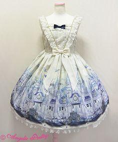 Angelic Pretty Castle Mirageジャンパースカート