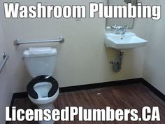 Mississauga Washroom Plumbing http://LicensedPlumbers.CA Mississauga plumbers for all types of washroom plumbing from service, repairs, installations to new washroom rough in plumbing. #MississaugaWashroomPlumbing