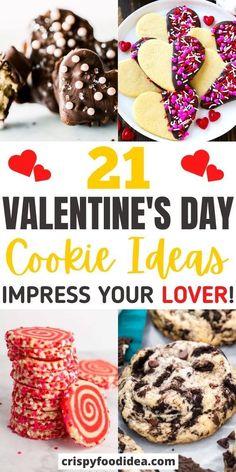 Chocolate Shortbread Cookies, Chocolate Peanut Butter Cookies, Butter Cookies Recipe, Buttery Cookies, Galletas Cookies, Peanut Butter Recipes, Brownie Cookies, Valentines Recipes, Valentines Baking