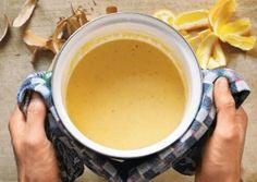 Das Rezept für Süßkartoffel-Orangen-Suppe und weitere kostenlose Rezepte auf LECKER.de