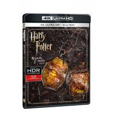Blu-ray Harry Potter a relikvie smrti část UHD + BD, CZ dabing Harry Potter, It Cast, Fantasy, Fantasia