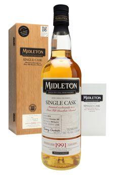 Two Irish whiskies in as many months, I must be loosing my marbles. 1991 single-cask Midleton bottled exclusively for TWE Scotch Whiskey, Bourbon Whiskey, Single Malt Irish Whiskey, Dont Drink And Drive, Pot Still, Alcoholic Drinks, Cocktails, Distillery, Wine Pairings