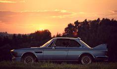 BMW E9 3,0i CSL vyfotil Georgos AC