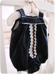 pelele bebe DIY 11 Cómo hacer un pelele de bebé #DIY