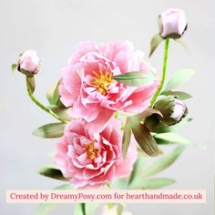In need of a Paper peony tutorial & paper peony template? Look no further! This paper peony DIY is an excellent guest post created for Heart Handmade because we love Paper Flowers DIY tutorials. Create your own paper flower wedding decorations or even a full bouquet from the beautiful Paper Peonies. Find even more paper flower DIY tutorials, Make Paper Peonies easily & grab your template. http://www.hearthandmade.co.uk/pretty-flowers