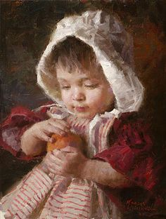 Juicy Peach  by Morgan Weistling