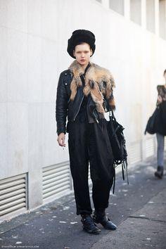 "City Street Style // Stockholm  ""Fashion"""