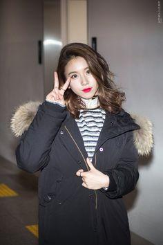 161225 #트와이스 #채영 SBS 연예대상 퇴근길
