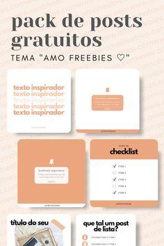Instagram Feed Planner, Instagram Feed Ideas Posts, Feeds Instagram, Instagram Blog, Social Media Cheat Sheet, Social Media Branding, Social Media Template, Social Media Design, Id Digital