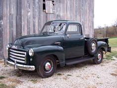 1951 GMC truck - Google Search