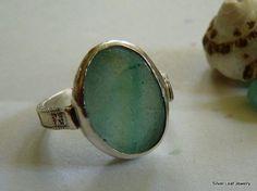tiffany blue sea glass