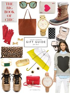 Holiday Gift Guide For Her, Shopbop The Big Event
