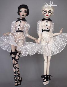 1/3 Scale Pidgin Doll