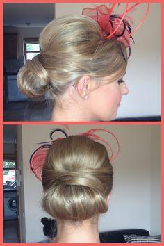 Wedding Hair Upstyle