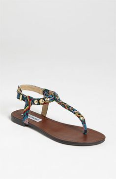 on sale $39.90 Steve Madden 'Virrtue' Sandal available at Nordstrom love them!!!