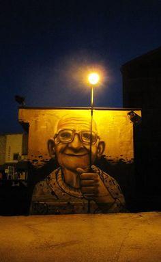 <Essência Lírica. street art Čačak, Serbia #streetart jd