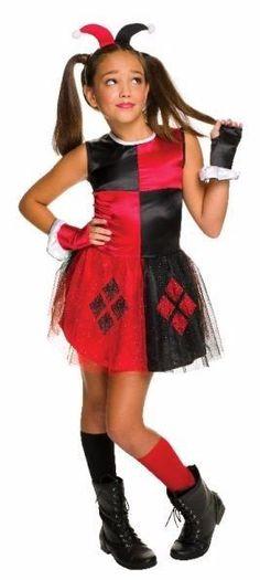 LICENSED BATMAN JOKER TUTU CHILD TODDLER GIRLS FANCY DRESS BOOK WEEK COSTUME