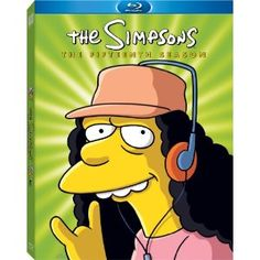 Simpsons: Season 15 [Blu-ray] (20th Century Fox Home Entertainment)