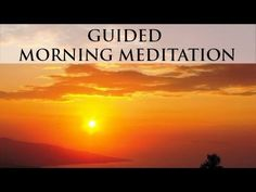 5 Minute Guided Morning Meditation and Relaxation Video