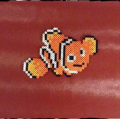 Nemo. . .♥perler beads ♥