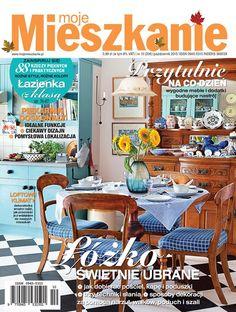 Zaglądaliście już do październikowego numeru miesięcznika Moje Mieszkanie? Znajdziecie w nim kod rabatowy na zakupy w sklepie online FurDeko. Polecamy. www. FurDeko.pl