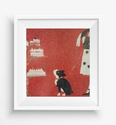 French Bulldog Art Print, Instant Download, Printable Dog, Digital Art Print,French Bulldog Print, Dog Wall Art,Printable Home Decor