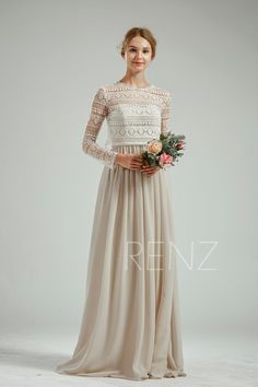 Bridesmaid Dresses With Sleeves, Bridesmaid Outfit, Muslim Prom Dress, Simple Party Dress, Hijab Stile, Swatch, Modesty Fashion, Hijab Fashion, Vintage Outfits