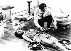 Florinda Bolkan - Gian Maria Volontè - Indagine  su un cittadino al di sopra di ogni sospetto (Investigation of a Citizen AboveSuspicion)  - by Elio Petri 1970