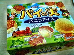 LOTTE パイの実 バニラアイス