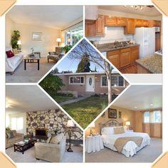 Spacious 3 bdrm/2 bath house for sale in Hayward, CA