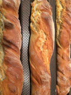 Schnelle Dinkelbaguette von wackeldackel14 auf www.rezeptwelt.de, der Thermomix ® Community
