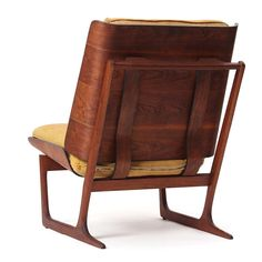 Lounge Chair | From a unique collection of antique and modern lounge chairs at https://www.1stdibs.com/furniture/seating/lounge-chairs/