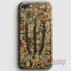 Xmen Wolverine Comic iPhone 7 Plus Case | casefantasy