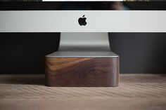 Lift Stand For iMac by YYZDesign on Etsy
